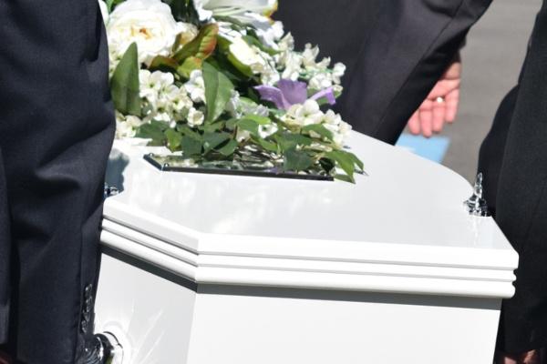 元彼の葬式に出席する夢