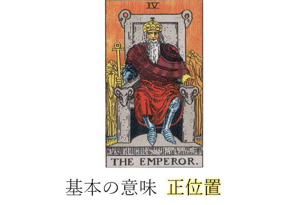 皇帝正位置基本意味