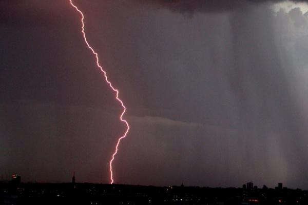 雷雨・暴風雨の夢