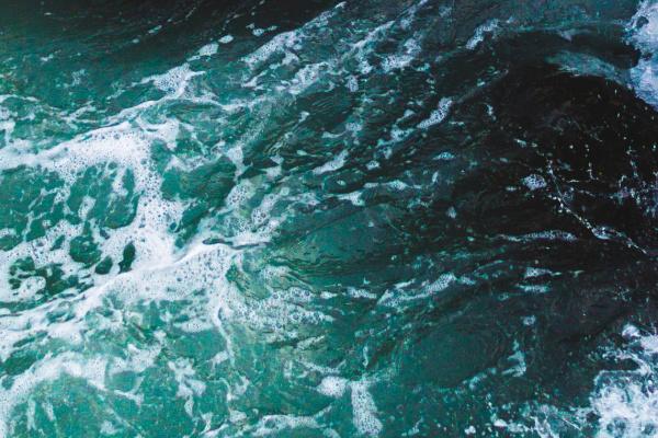 怖い海の夢