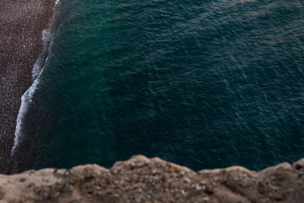 海を見下ろす夢
