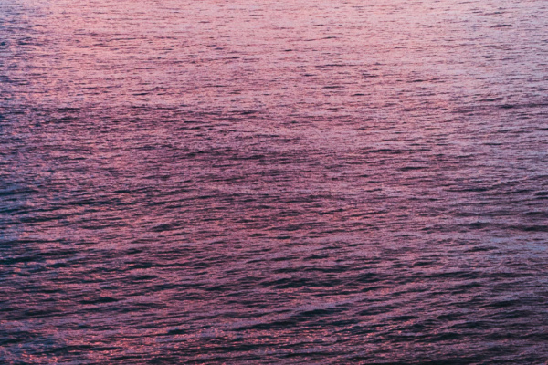 穏やかな海の夢