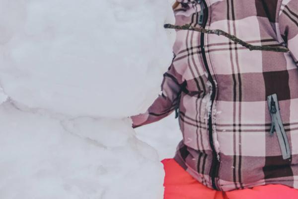 雪だるまを作る夢
