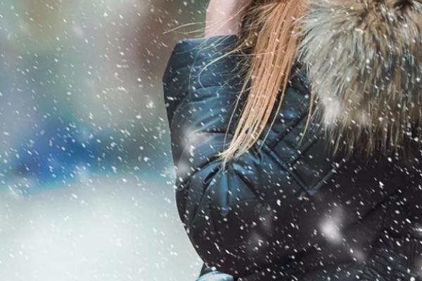 雪が自分の身に降りかかる夢