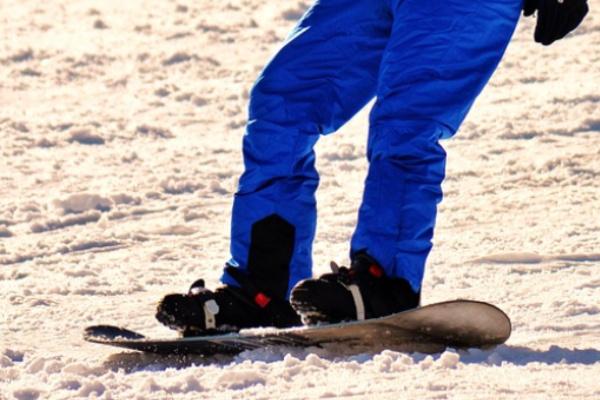 スキーやスノーボードをしている夢