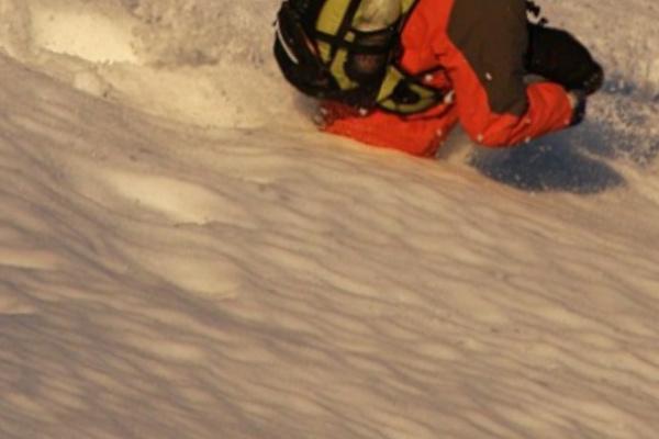 雪に埋もれる夢