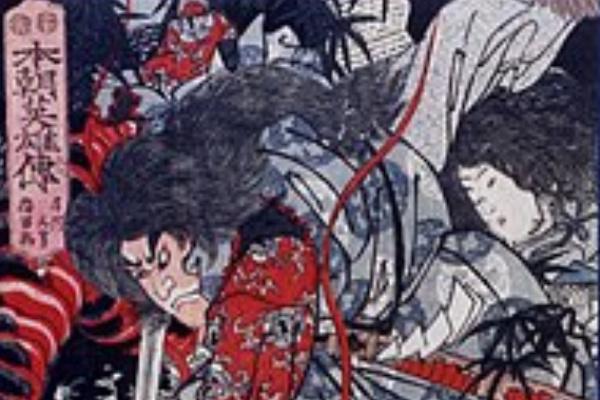 須佐之男命と稲田比売命