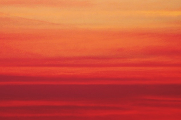 赤い空の夢