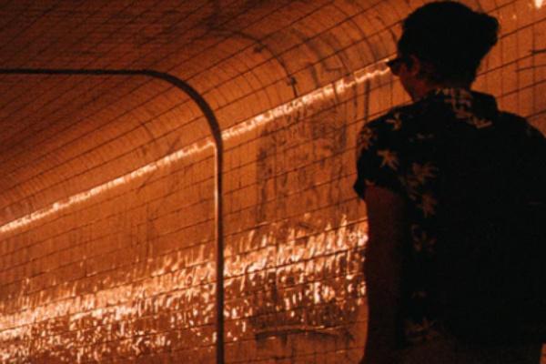 トンネルを歩く夢