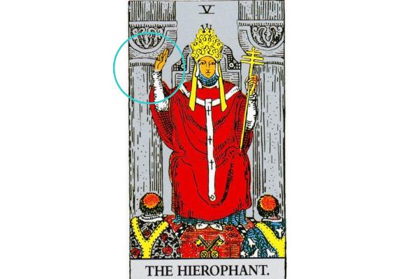 法王が上げている右手の意味