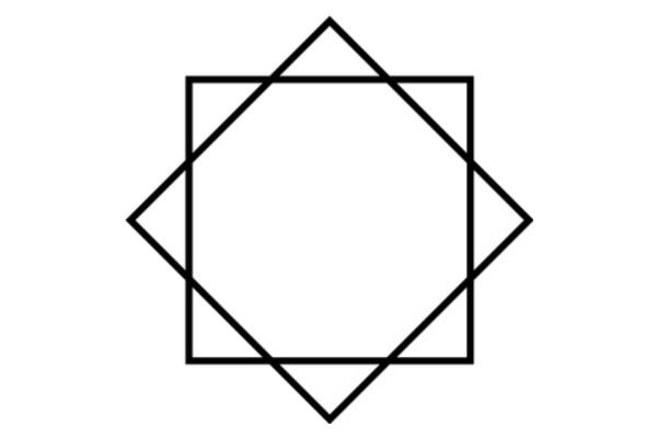八芒星(はちぼうせい)