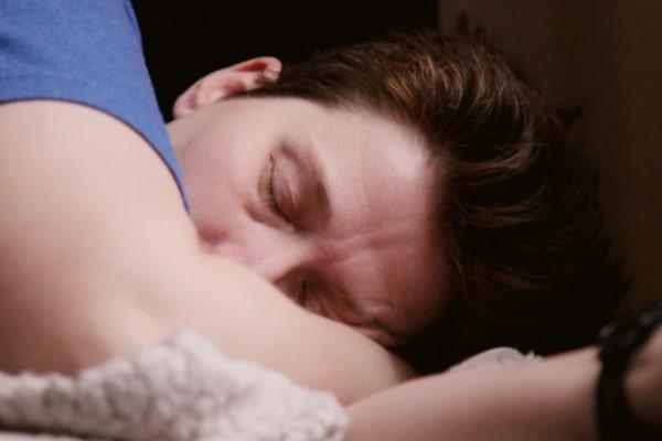 単純に疲れて眠たいだけ