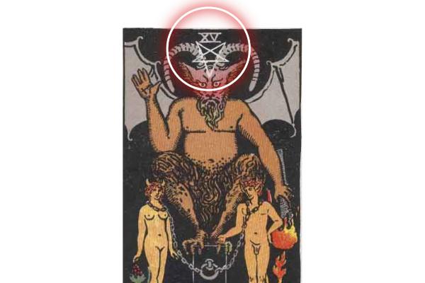 「悪魔」のナンバー15という数字から分かる意味
