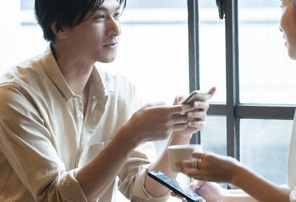 対処法④:どんな形で付き合っていくかを彼に説明する