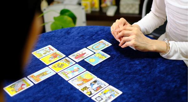 ご主人の性格を出したカード