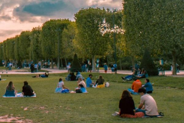 大きな公園