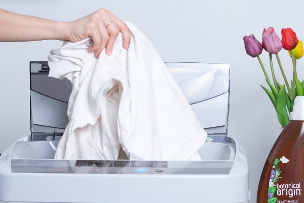 洗濯をしてもらう方法